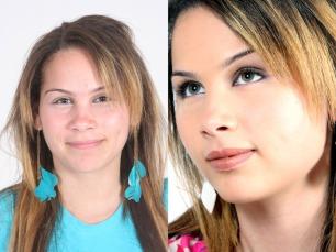 Jacqui Jansen Before & After Hair and MakeUp Artist Blouberg Cape Town Durbanville