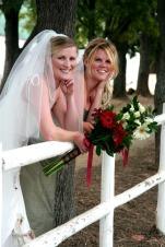 Kim Wedding Bridesmaid MakeUp