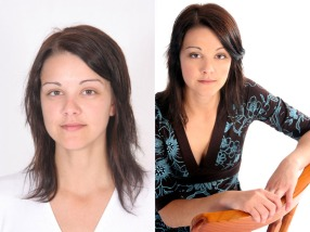 Leonie Before & After Hair and MakeUp Artist Blouberg Cape Town Durbanville