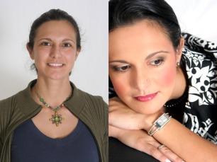 Nura El Gaib Before & After Hair and MakeUp Artist Blouberg Cape Town Durbanville