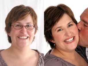 Su-Mare Bester Before & After Hair and MakeUp Artist Blouberg Cape Town Durbanville