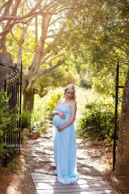 Maggie Maternity Shoot MakeUp Artist and Hair 2 Durbanville Blouberg