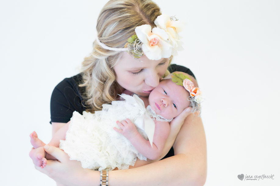 Klara Newborn Shoot MakeUp Artist and Hair 121 Durbanville Blouberg