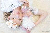 Klara Newborn Shoot MakeUp Artist and Hair 2 Durbanville Blouberg