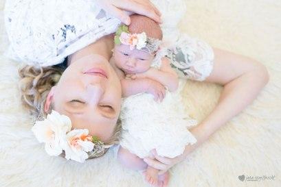Klara Newborn Shoot MakeUp Artist and Hair 3 Durbanville Blouberg