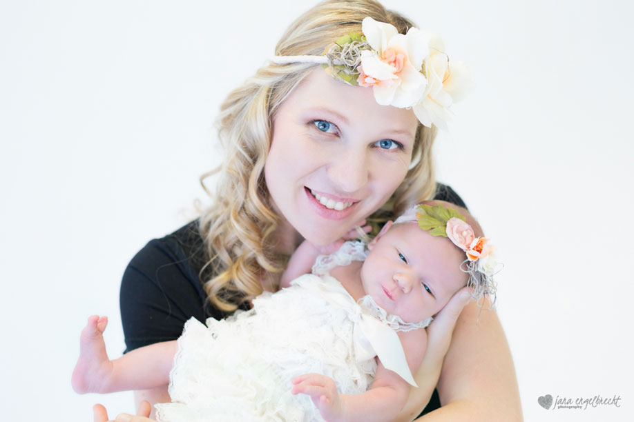 Klara Newborn Shoot MakeUp Artist and Hair 7 Durbanville Blouberg