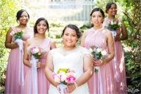 Vania Wedding MakeUp Bridesmaids