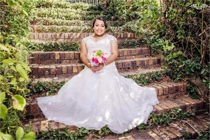 Vania Wedding MakeUp Dress
