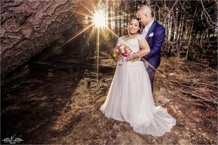Vania Wedding MakeUp Sunset