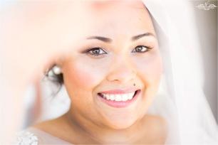Vania Wedding MakeUp Veil
