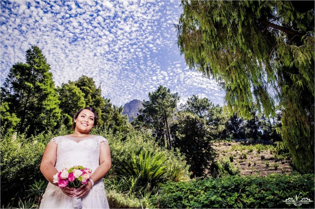 Vania Wedding MakeUp View