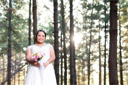 Vania Wedding MakeUp Woods