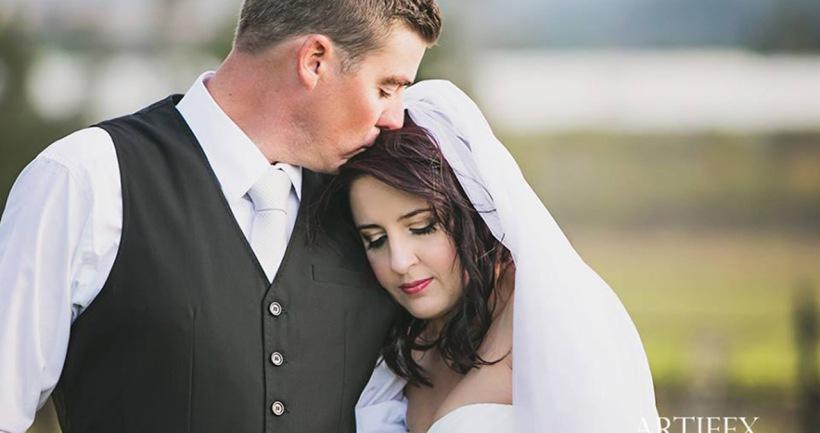 Anzel wedding Airbrush MakeUp Feature