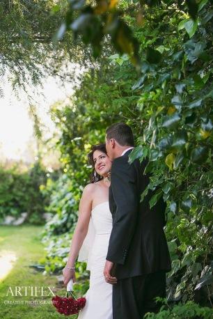 Anzel wedding MakeUp couple