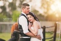 Anzel wedding MakeUp