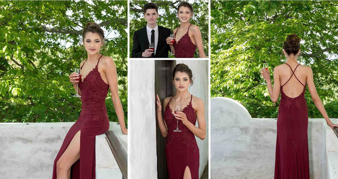 Marishe Matric Ball MakeUp Feature