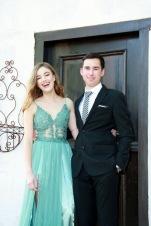 Rene Matric Ball MakeUp Couple
