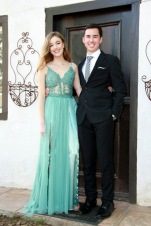 Rene Matric Dance MakeUp Couple
