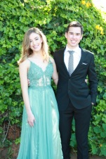 Rene Matric Farewell MakeUp Couple