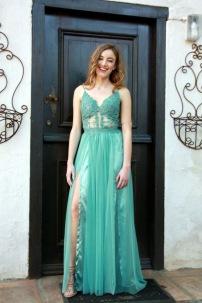 Rene Matric Ball MakeUp Dress