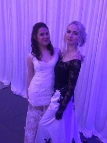 Romayne Matric Ball MakeUp Girls Selfie