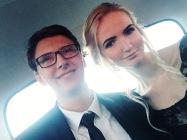 Romayne Matric Farewell MakeUp Selfie