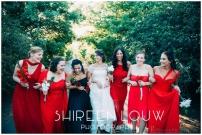 Adeline Wedding Airbrush MakeUp Bridesmaids