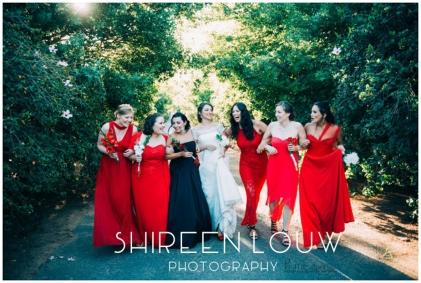 Adeline Wedding MakeUp Bridesmaids
