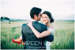 Adeline Wedding MakeUp Newlyweds