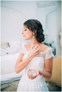 Adeline Wedding MakeUp Perfume