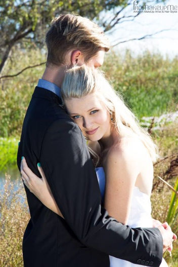 Amy Bridal MakeUp Couple