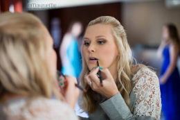Amy Wedding MakeUp Lips