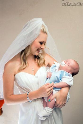 Amy Wedding MakeUp Mom Bride