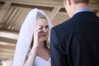 Amy Wedding MakeUp tear proof