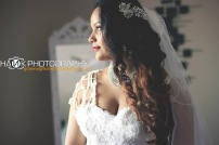 Angeline Wedding Bridal MakeUp Hair