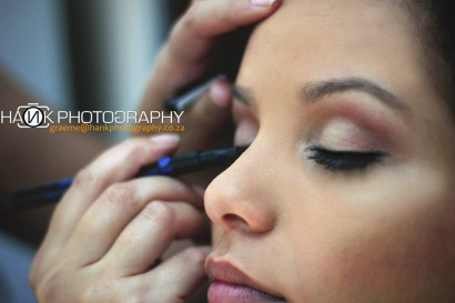 Angeline Wedding MakeUp eye