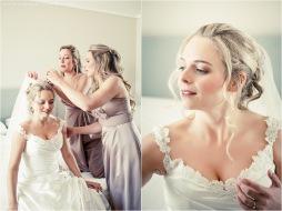 Clarissa Wedding Bridesmaids MakeUp