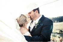 Clarissa Wedding MakeUp Couple Veil