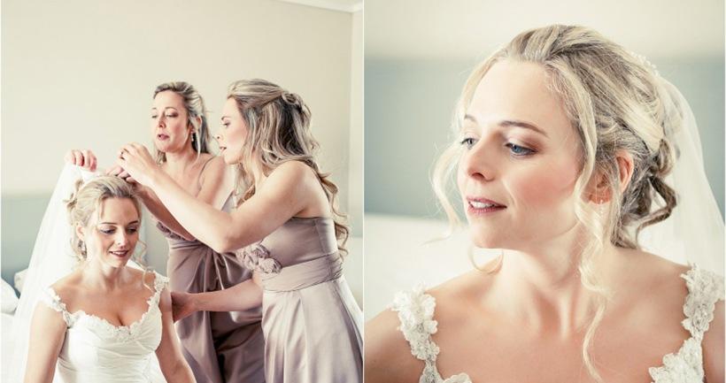 Clarissa Wedding MakeUp Feature