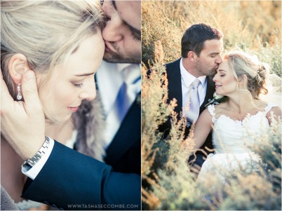 Clarissa Wedding MakeUp Kiss