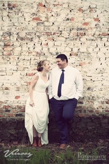 Mari Bridal MakeUp Newlyweds