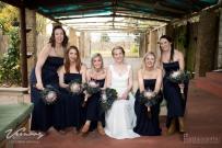 Mari Wedding Airbrush MakeUp Bridal Party