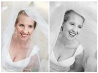 Mari Wedding Airbrush MakeUp Veil