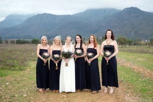 Mari Wedding MakeUp Bridesmaids