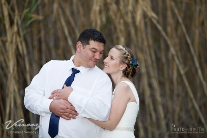 Mari Wedding MakeUp Couple
