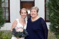 Mari Wedding MakeUp Mom