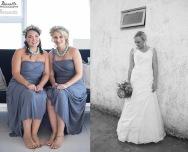 Natalie Bridal MakeUp Bridesmaids Dress