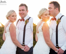 Natalie Wedding Airbrush MakeUp Sunset