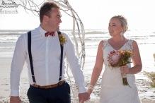 Natalie Wedding MakeUp Beach