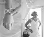 Natalie Wedding MakeUp Bracelet
